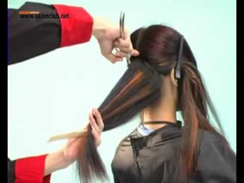 long hair style by pisit nirattitanapong