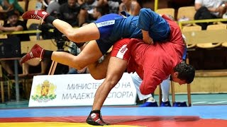 A Tribute to Russian Sambo