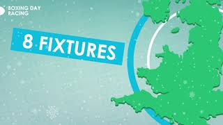 2018 Boxing Day fixtures and U18's Go FREE!