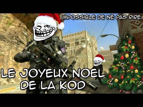 Impossible de ne pas rire | Le Joyeux Noel de la KoD sur Black Ops 2