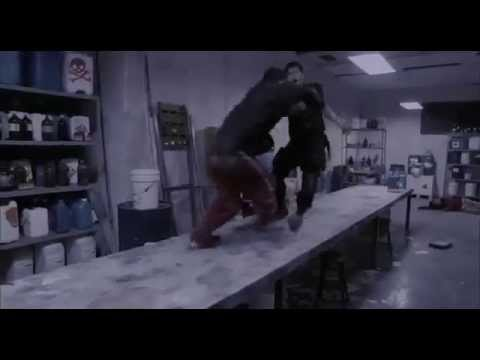 The Raid Drug Lab Best Fight Scene 3 | Slam Them All video