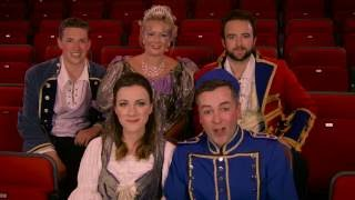 Cinderalla Panto at Adam Smith Theatre