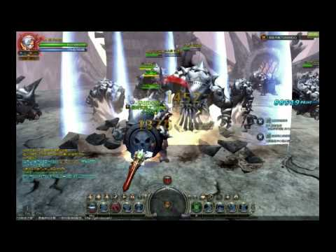 Dragon Nest Level 50 Moonlord Solo Cerberus Hell