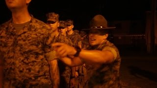 Marines Drill Instructor School - Marine Corps Recruit Depot, Parris Island