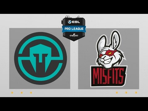 CS:GO - Immortals vs. Misfits [Cache] Map 2 - ESL Pro League Season 5 - NA Matchday 30