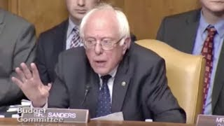 Bernie Sanders Destroys Religious Bigot During Confirmation Hearing