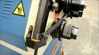 Baileigh Industrial R-M55 Roll Bender with Angle Guide Rolls