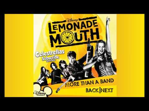 Lemonade Mouth - More Than A Band - Soundtrack video
