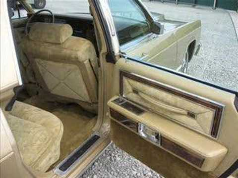 1979 Lincoln Continental Town Car Youtube