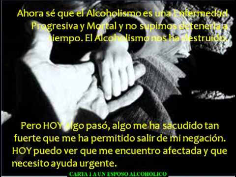 Las codificaciones del alcohol por los preparados
