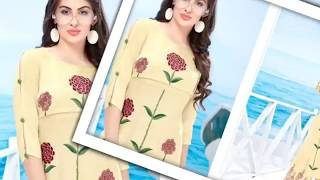 Top 10 Indo Western Dresses for Ladies  2018