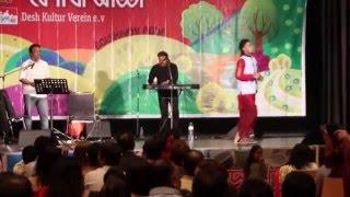 Maya Lagaise Piriti Sikaise ♥✿~✿♥ Arefin Rumey ♥ Live in Frankfurt ♫♪♫
