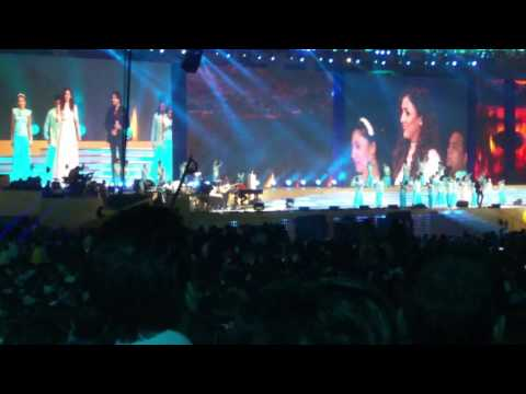 Jio Launch Event - Jab Tak Hai Jaan -  Javed Ali