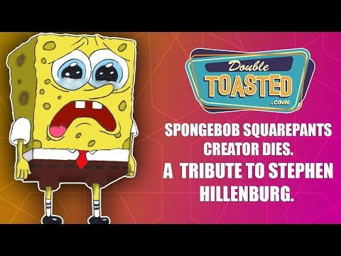 SPONGEBOB SQUAREPANTS CREATOR DIES - A Tribute To Stephen Hillenburg