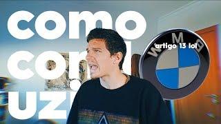 COMO CONDUZIR UM BMW | kenny stones