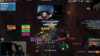 World First +17 Waycrest Manor | Naowh - Havoc DH