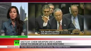 English News Today  Drums of War_ US claims chem weapons used in Syria, red line crossed_