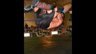 Buff Bagwell Does A Canadian Destroyer -Absolute Intense Wrestling [5/24/14 In Cleveland,Ohio]