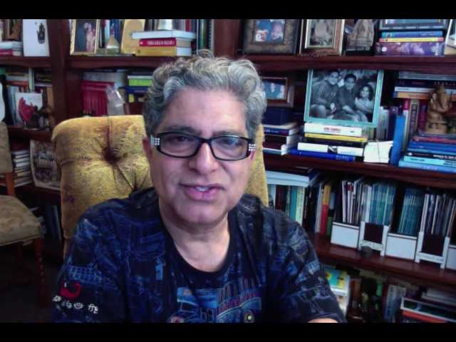 Deepak Chopra in the United Arab Emirates - September 17-18