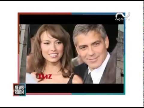 George Clooney & Amale Alamuddin