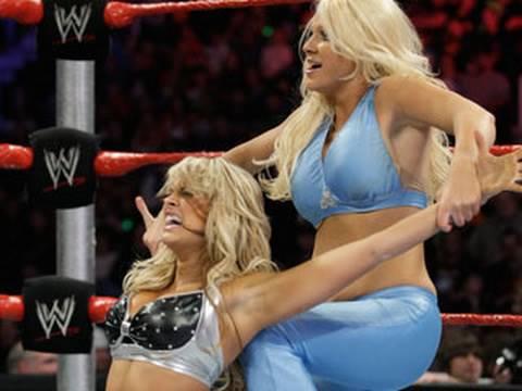 Are wrestler kelley kelleys breast real
