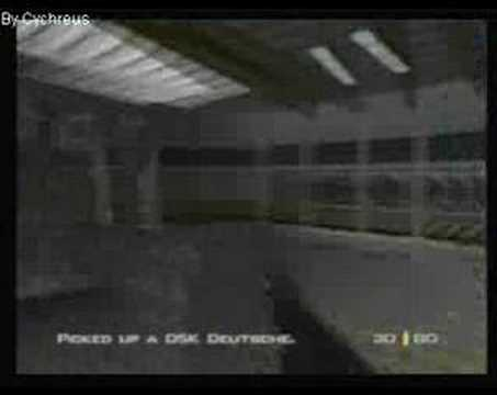 007 Goldeneye Walkthrough Frigate 00Agent