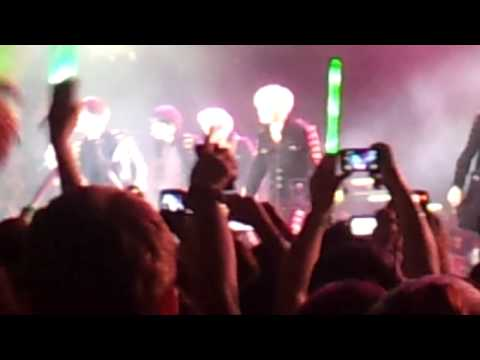 [Fancam] SHINee World III in Argentina - Ring Ding Dong