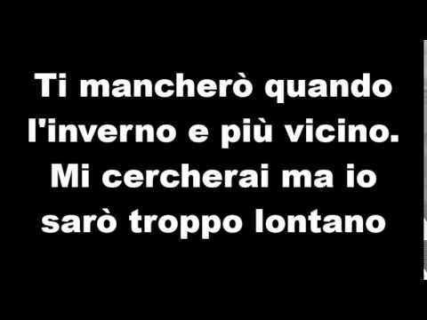 Gigi D'alessio - Una Lunga Sera (con Testo) video
