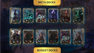 The 12 Best Meta Decks and Budget Decks for Legends of Runeterra