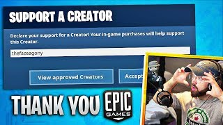 Look what Fortnite did for us... (THANK YOU SO MUCH)