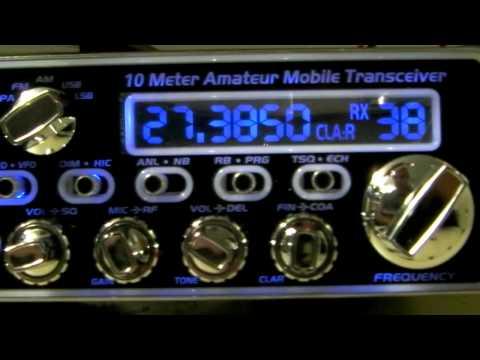 Stryker SR-955HP SSB 10 Meter Export Radio