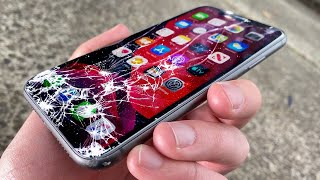 THEY DESTROYED OUR NEW IPHONES...