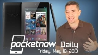 New Google Nexus 7 Specs, Galaxy S 4 Zoom Dates & More - Pocketnow Daily