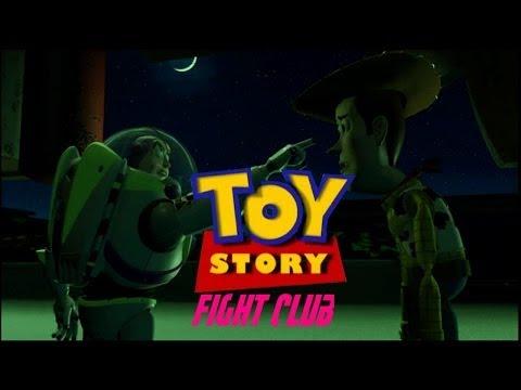 El trailer de Toy Story modificado para sonar como Fight Club