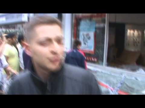 SCHOKK & OXXXYMIRON в Харькове 10 сентября Video by Xaleer