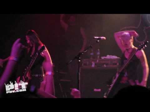 KITTIE• Severed • Dallas • Texas • 2009 • PIT POV HD