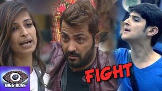 BIGG BOSS 10 | Day 3 | Rohan Mehra FIGHTS With Priyanka And Manoj Full Episode Update