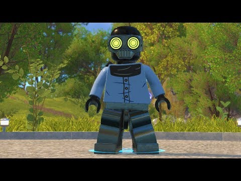 LEGO The Incredibles - The Screenslaver - Open World Free Roam Gameplay (PC HD) [1080p60FPS]
