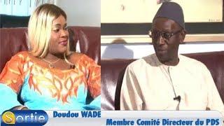 Sortie avec Doudou WADE (Membre Comité Directeur du PDS)