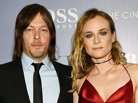 Diane Kruger: Norman Reedus Is a 'Gentle Guy'
