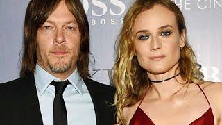 Diane Kruger: Norman Reedus Is a 'Gentle Guy'