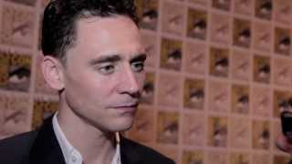 Comic-Con 2013: Tom Hiddleston Talks Surprising The Con As Loki And Why He Won