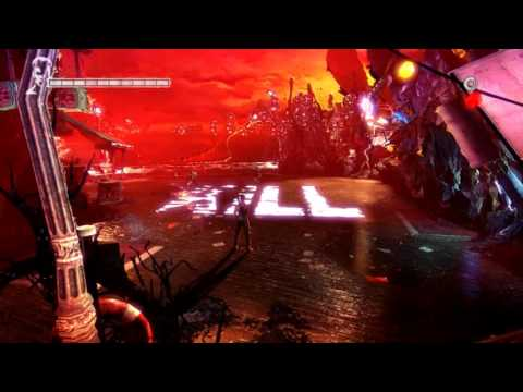 DmC: Devil May Cry on Intel HD Graphics 3000 (High setting)