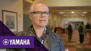 SDC2018 | Pierre Andre Aebisher | Our Soundscape and Our Wellbeing | Commercial Audio | Yamaha Music