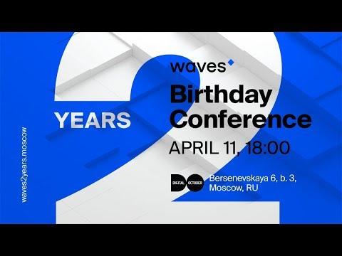 #Waves2years | Celebration of Waves Platform Birthday