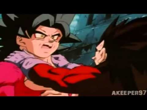Goku And Vegeta Yaoi Moments [hd] video