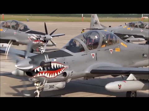 Fuerza aerea de colombia | ColombianAirForce | 2014 | HD |