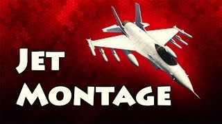 GTA 5 Online: Fighter Jet Stunts / Kill Montage
