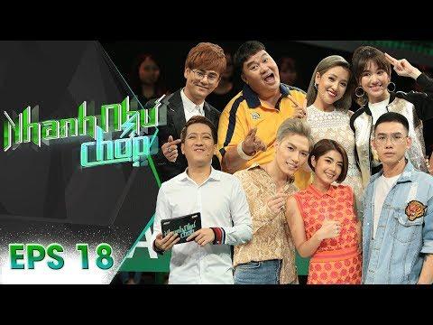 Nhanh Như Chớp   Tập 18 Full: Trường Giang-Hari Won Vỡ Òa Khi Puka Tạo Kì Tích Tại Nhanh Như Chớp thumbnail
