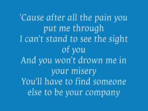 Saving Abel - After All